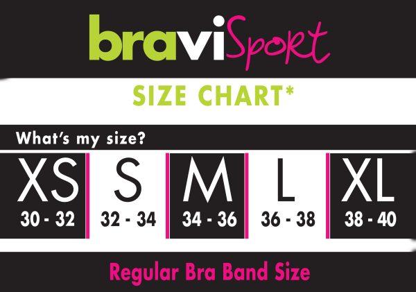 1730 px x 1297 px size chart braviSport